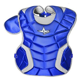 """All Star System Seven Intermediate 15.5"""" Pro Chest Protector:  Ages 12-16 - CP1216S7"""