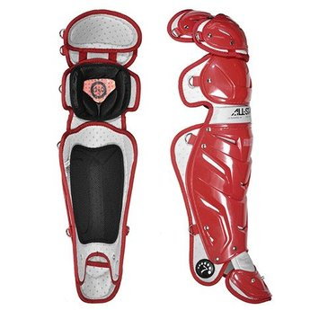 """All-Star System Seven Youth 14.5"""" Pro Leg Guards - LG1216S7"""