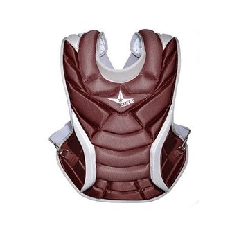"""All Star Vela Pro Fastpitch 14.5"""" Chest Protector - CPW14.5S7"""