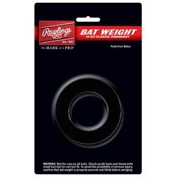 Rawlings 16 oz. Classic Doughnut-Style Bat Weight BW16