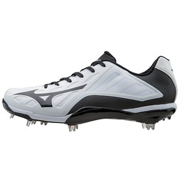 MIZUNO MENS HEIST IQ LOW METAL  CLEATS - 320501