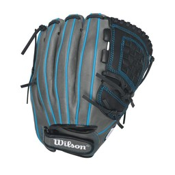 "Wilson Onyx FP12 Electric Blue Fast Pitch Glove - 12"": WTA12RF1612EB"