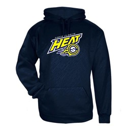 SC Heat Badger Adult  Line Embossed Hoodie - 1431