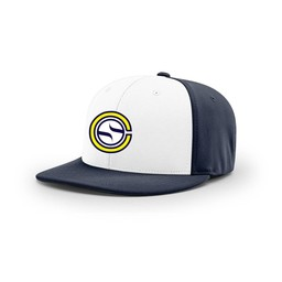 SC Heat Richardson PTS20 Alternate White/Navy Cap