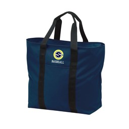 SC Heat Navy All Purpose Tote - B5000