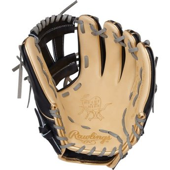 "Rawlings Gold Glove Club GGC 11.5"" Heart of the Hide February Glove - PRO314-7CBC"