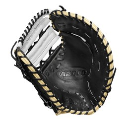 "2019 A2000 FP1B SUPERSKIN 12"" First Base Fastpitch Mitt- WTA20RF19FP1BSS"