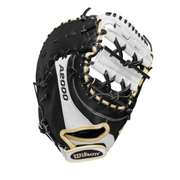 "Wilson 2019 A2000 FP1B SUPERSKIN 12"" First Base Fastpitch Mitt- WTA20RF19FP1BSS"