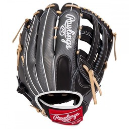 "Rawlings Heart of the Hide Hyper Shell 12.75"" Outfield Glove -PRO30396BCF"
