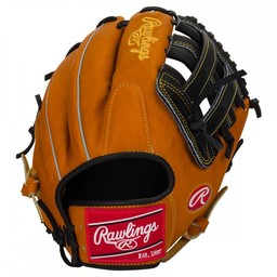 "Rawlings Heart of the Hide RHT 12"" Infield, Outfield Glove -PRO206-6JTB"