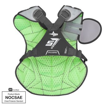 """All-Star S7 Adult Chest Protector 16.5"""" -CPCC40PRO"""