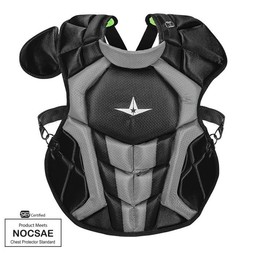 """All-Star S7 Intermediate Axis Chest Protector 15.5"""" CPCC1216S7X"""