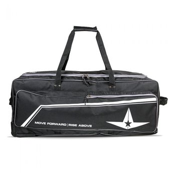 All-Star Wheeled Pro Advanced Catching Duffle