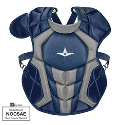 "All-Star S7 Axis Youth Chest Protector 14.5"" -CPCC912S7X"