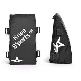 All-Star Knee S'ports Baseball/Softball Catcher Knee Support