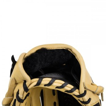 "Under Armour Genuine Pro UAFGGP-1200DS 12"" Baseball Glove - Black/Cream"