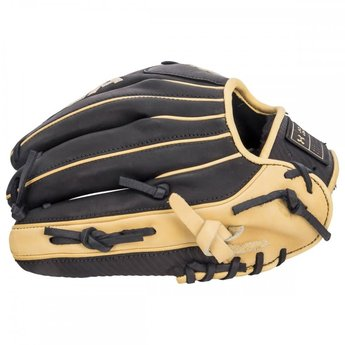 "Under Armour Genuine Pro UAFGGP-1150I 11.5"" Baseball Glove - Black/Cream"