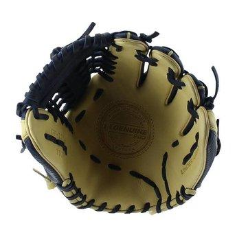 "Under Armour Genuine Pro  UAFGGP-1175MT 11.75"" Baseball Glove- Navy/Cream"