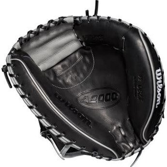 "Wilson A2000 1790 SUPERSKIN 34"" CATCHER'S BASEBALL MITT - WTA20RB191790SS"