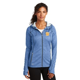 SBPP OGIO Endurance Ladies Pursuit Full Zip