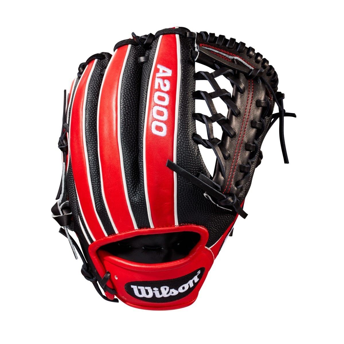 RED/BLACK A2000 1789 GLOVE - MAY 2017