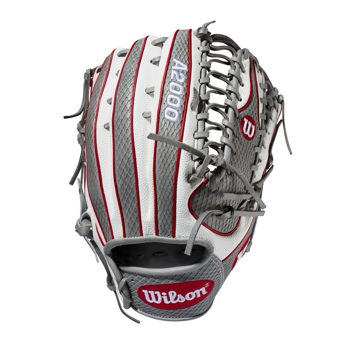 CUSTOM A2000 OT6SS WITH SNAKESKIN LEATHER BASEBALL GLOVE - MARCH 2019