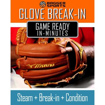 Glove Break-In: Steam and Condition