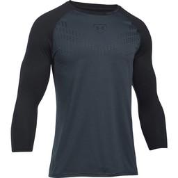 Under Armour Boys' Heater ������ Sleeve Baseball Shirt 1281221