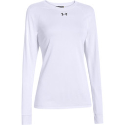 Under Armour Women's Locker Team Long Sleeve Jersey- 1268483