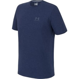 UA Charged Cotton Left Chest Lockup Men's Short Sleeve Shirt - 1257616