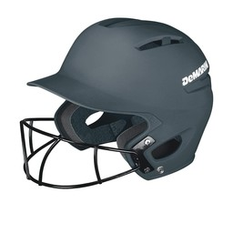DeMarini Paradox Batting Helmet w/Fastpitch Mask - WTD5423