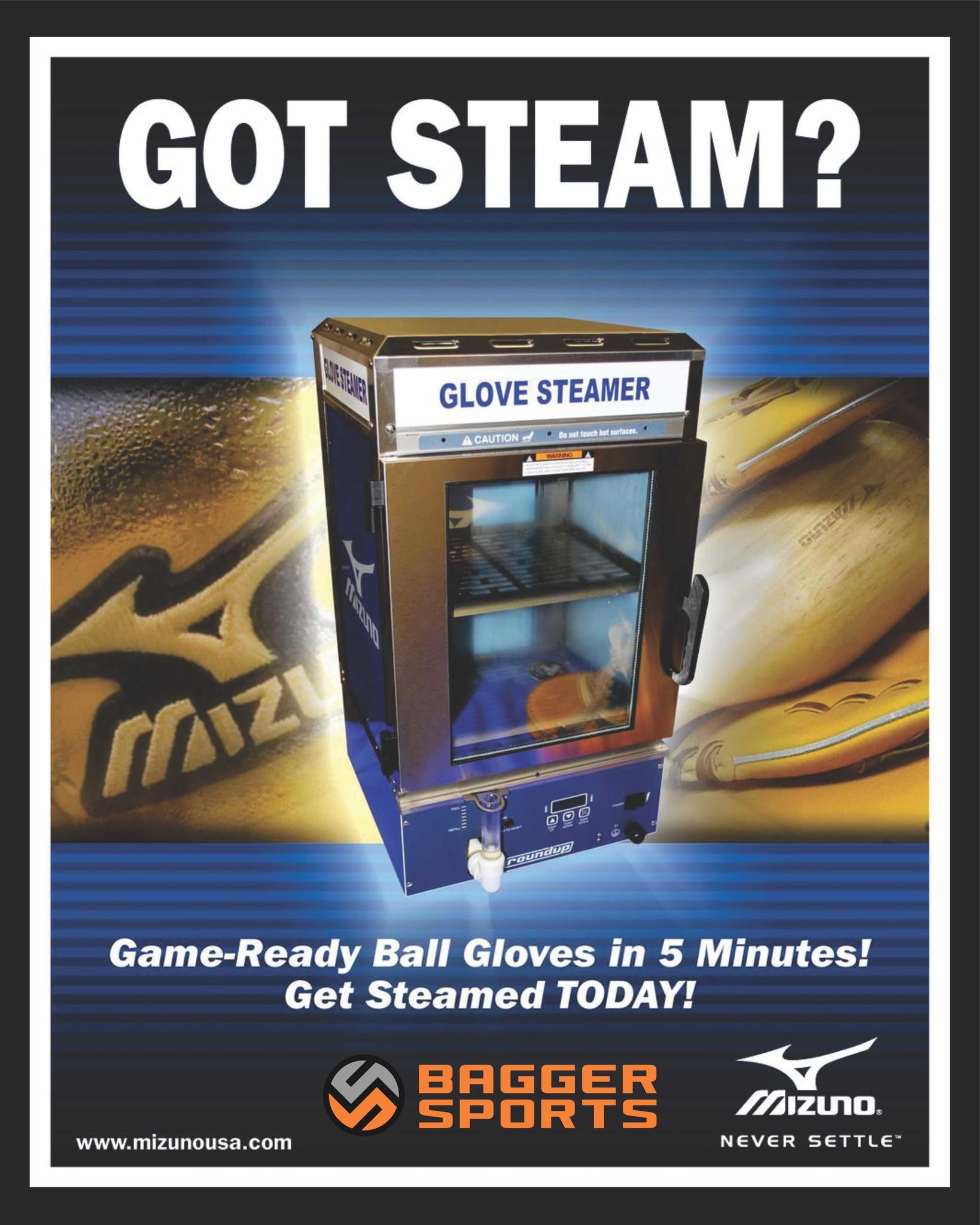 Bagger Sports Glove Steamer