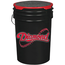 Diamond Ball Bucket Black