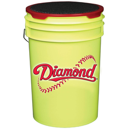 Diamond Ball Bucket Yellow