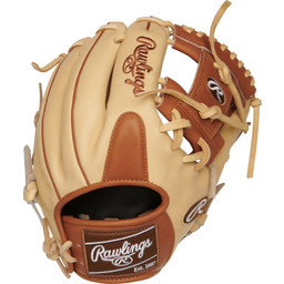 "Rawlings Gold Glove Club GGC 11.5"" Heart of the Hide Glove - PRO204-2GBC"