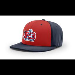Brito Athletics PTS20 Alternate  Navy/Red Cap