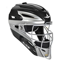 All Star System Seven Two Tone Catching Helmet - MVP2500TT