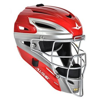 All-Star System Seven Two Tone Catching Helmet - MVP2500TT