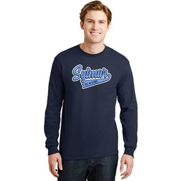 Sylmar All Stars Gilden Long Sleeve 50/50 Shirt - 8400