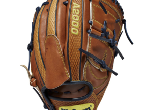 MIKE CLEVINGER GAME MODEL CUSTOM A2000 B2 GLOVE- JUNE 2019