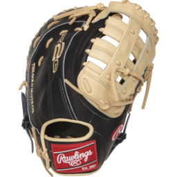 Rawlings Heart of the Hide R2G 12.5 First Base Mitt -PRORFM18-17BC