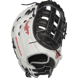 "Rawlings Heart of the Hide 13"" Softball First Base Mitt-PROFM19SB-17BW"