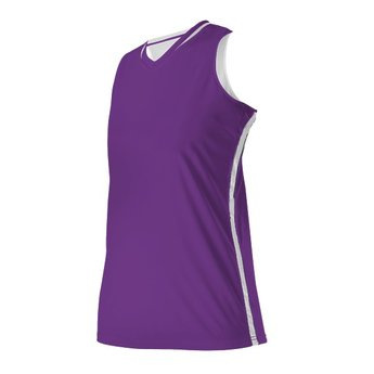 347fc060a85 Alleson Women's Reversible Basketball Jersey 531RW - Bagger Sports