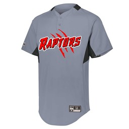Raptors Holloway Game 7 Two-Button Baseball Jersey