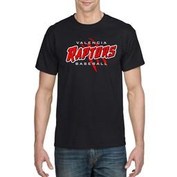 Raptors Gildan 8000 Adult T-Shirt