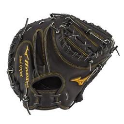 """Mizuno Pro Baseball Catcher's Mitt 33.5"""" -GMP2BK-335C"""