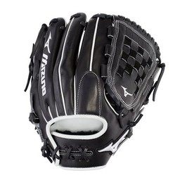 "Mizuno Pro Select Fastpitch Softball Glove 12"" -GPSF1200BK"