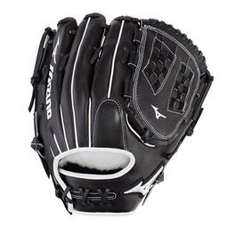 "Mizuno Pro Select Fastpitch Softball Glove 12.5"" -GPSF1250BK"