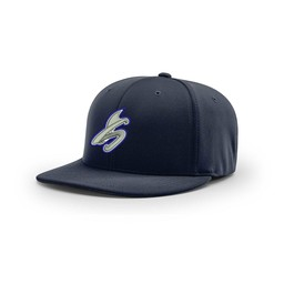 SCV Blues Richardson PTS20 Solid Navy PLAYER CAP
