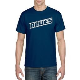SCV Blues Adult Gildan 8000 50/50 T-Shirt